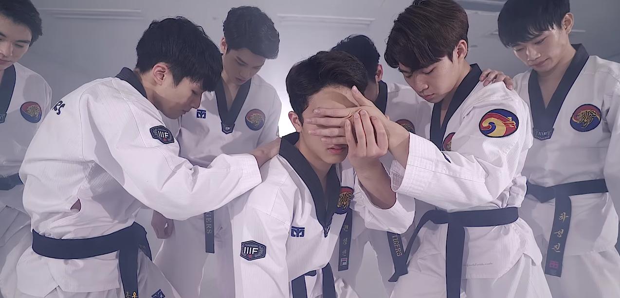 "Watch: K-Tigers Show Their Taekwondo Take On BTS's ""Blood Sweat & Tears"""