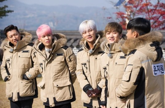 "SECHSKIES Shows Off Their Unchanging Teamwork On ""Running Man"""