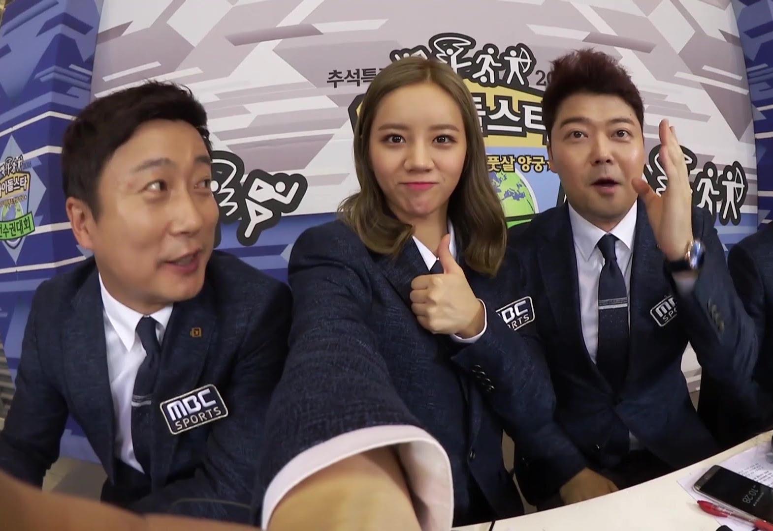 "Lee Soo Geun, Hyeri, And Jun Hyun Moo In Talks To MC ""Idol Star Athletic Championships"" Again"