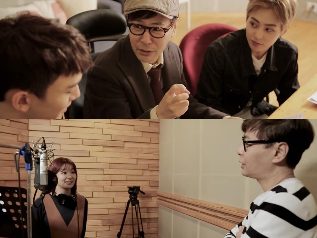 Producer Yoon Sang Has The Utmost Praise For EXO-CBX And Red Velvet Member Seulgi's Work Ethic