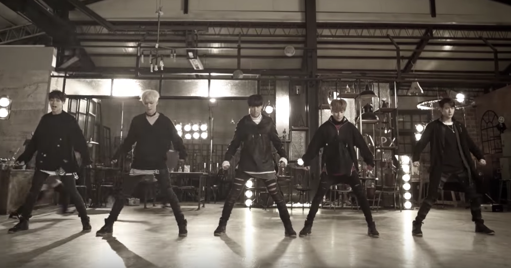 "Watch: KNK Expresses How Much They Need ""U"" In Performance Video"