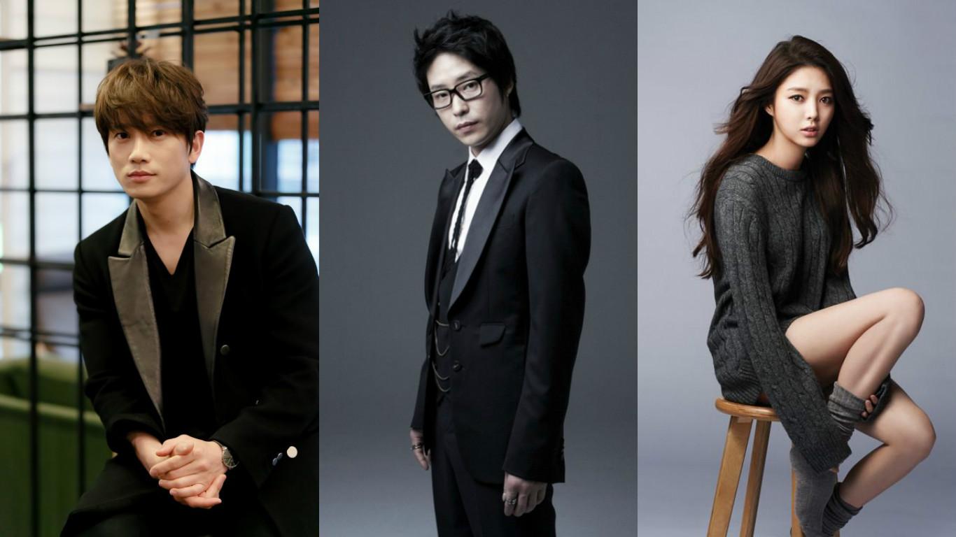 Ji Sung, Uhm Ki Joon, And Uhm Hyun Kyung Confirmed To Join Girls' Generation's Yuri In New Drama