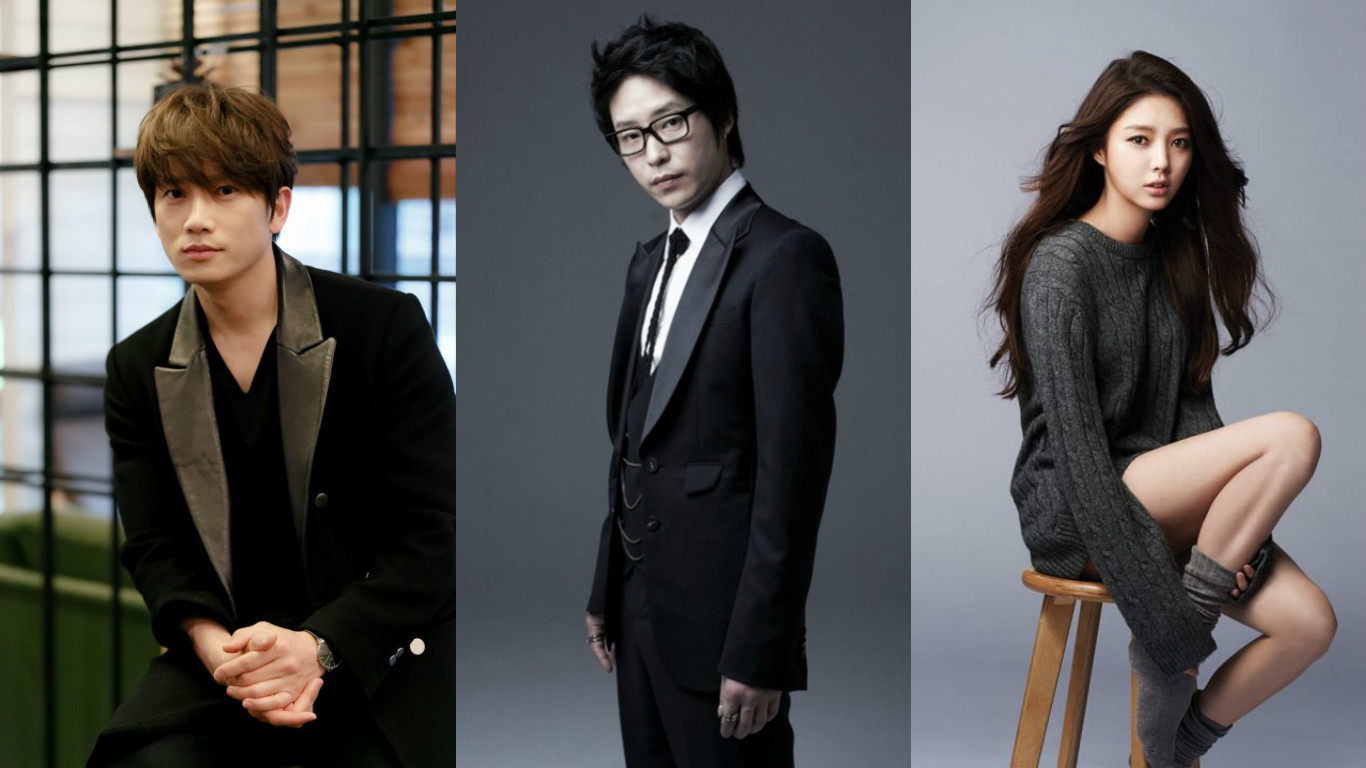 Ji Sung, Uhm Ki Joon, And Uhm Hyun Kyung Confirmed To Join Girls' Generation's Yuri In New Drama