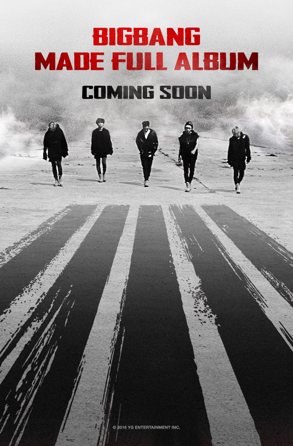 "BIGBANG Drops First Comeback Teaser For ""MADE"" Full Album"
