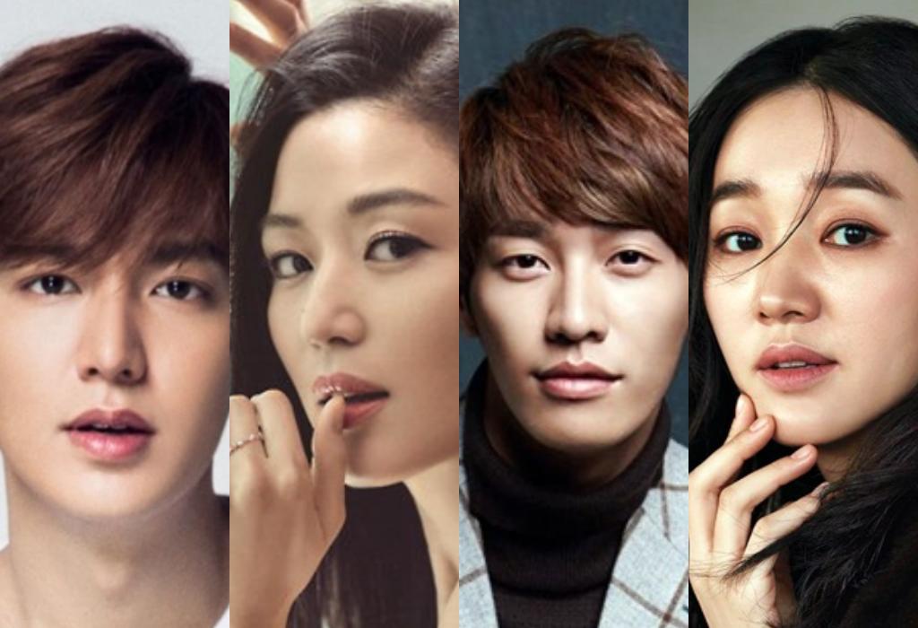 November Drama Actor Brand Reputation Rankings Revealed Soompi