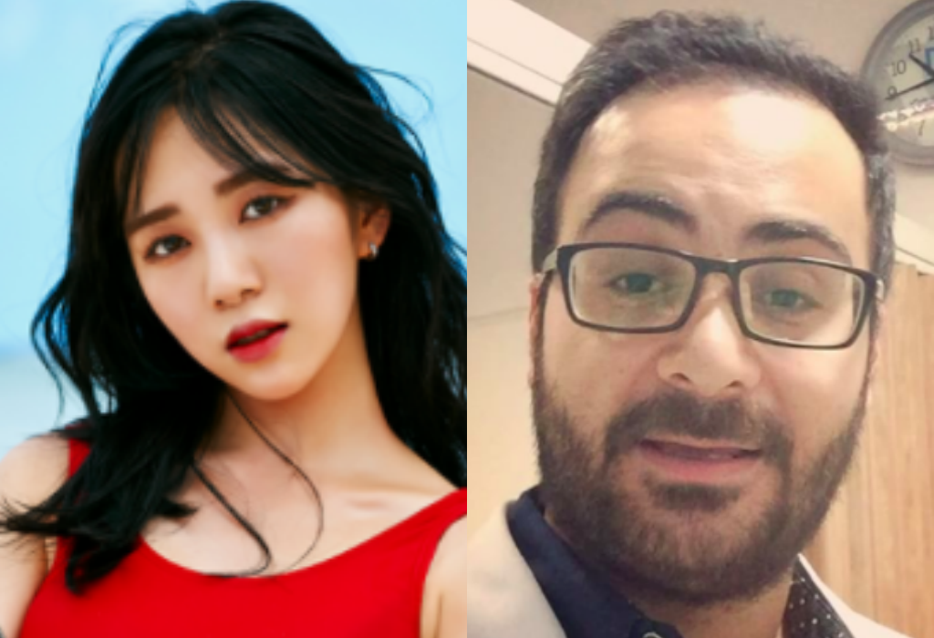 AOA's Mina Gets Caught Up In Dating And Marriage Rumors With Iranian Actor