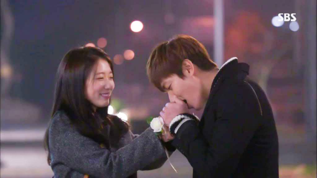 10 feel good k dramas for the holidays soompi for Nice romantic scenes