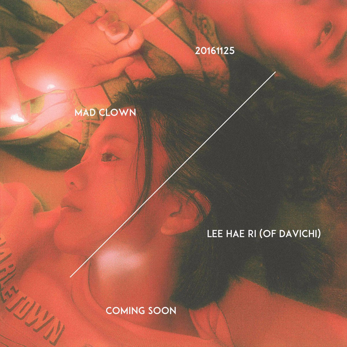 Mad Clown Drops Teaser For New Release Featuring DAVICHI's Lee Hae Ri