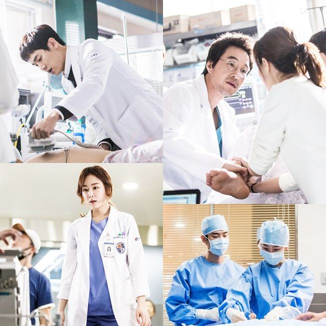 """""""Romantic Doctor Kim"""" Reveals Incredible Attention To Detail In Medical Situations"""