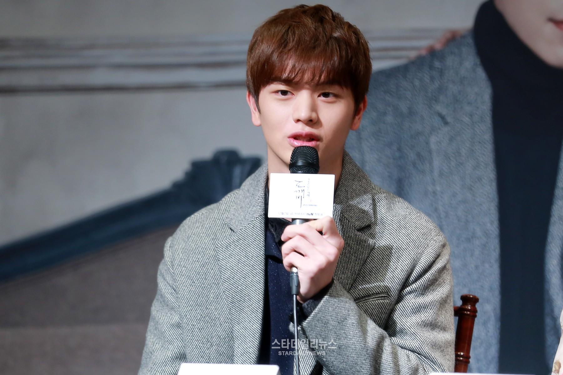 BTOB's Yook Sungjae Laments His Lack Of Love Interests In Dramas
