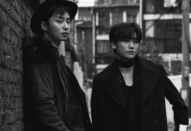 Park Seo Joon Park Hyung Sik