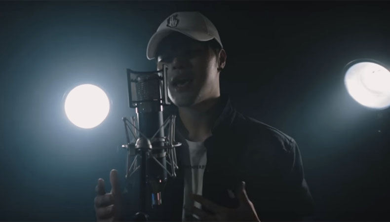 Watch: HIGHBROW's Josh Is All Swagger In This Dean, Crush Cover Video