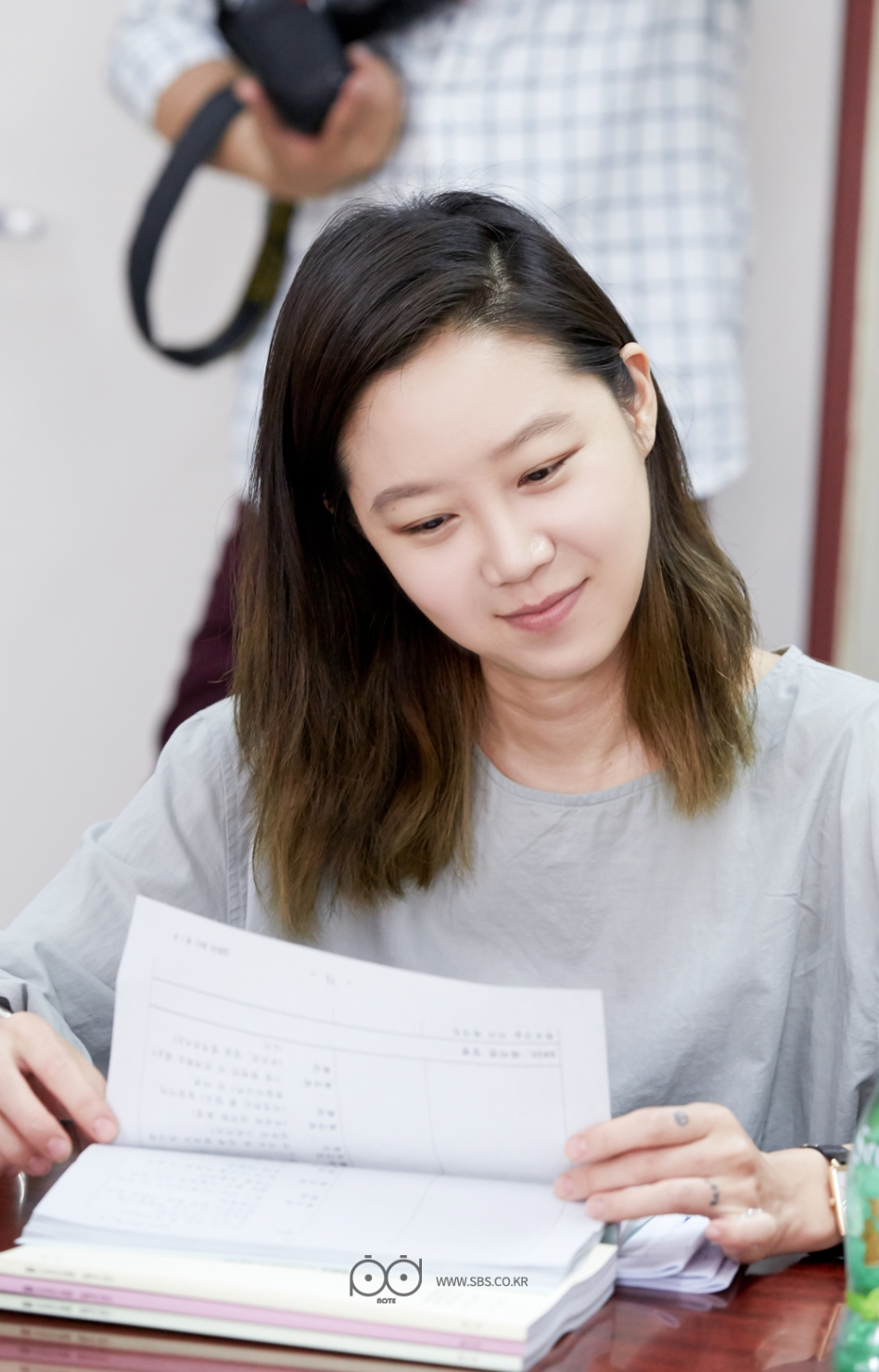 "Gong Hyo Jin Shares Initial Misgivings About ""Don't Dare To Dream"" Script"