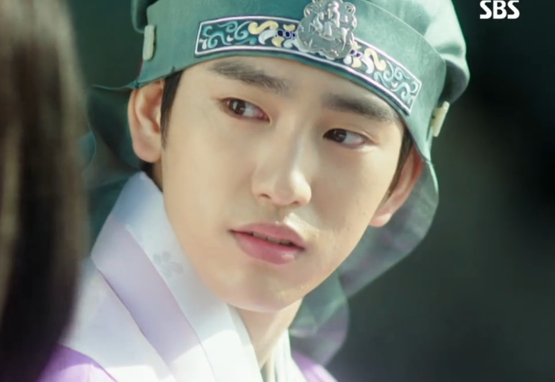 """GOT7's Jinyoung Shines As Lee Min Ho's Younger Counterpart In """"The Legend Of The Blue Sea"""""""