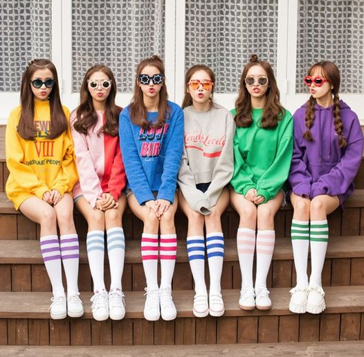 APRIL To Make Comeback With New Members Chaekyung And Rachel
