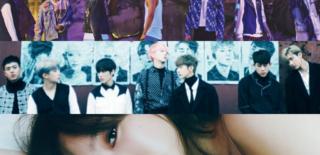 GOT7 MONSTA X Taeyeon
