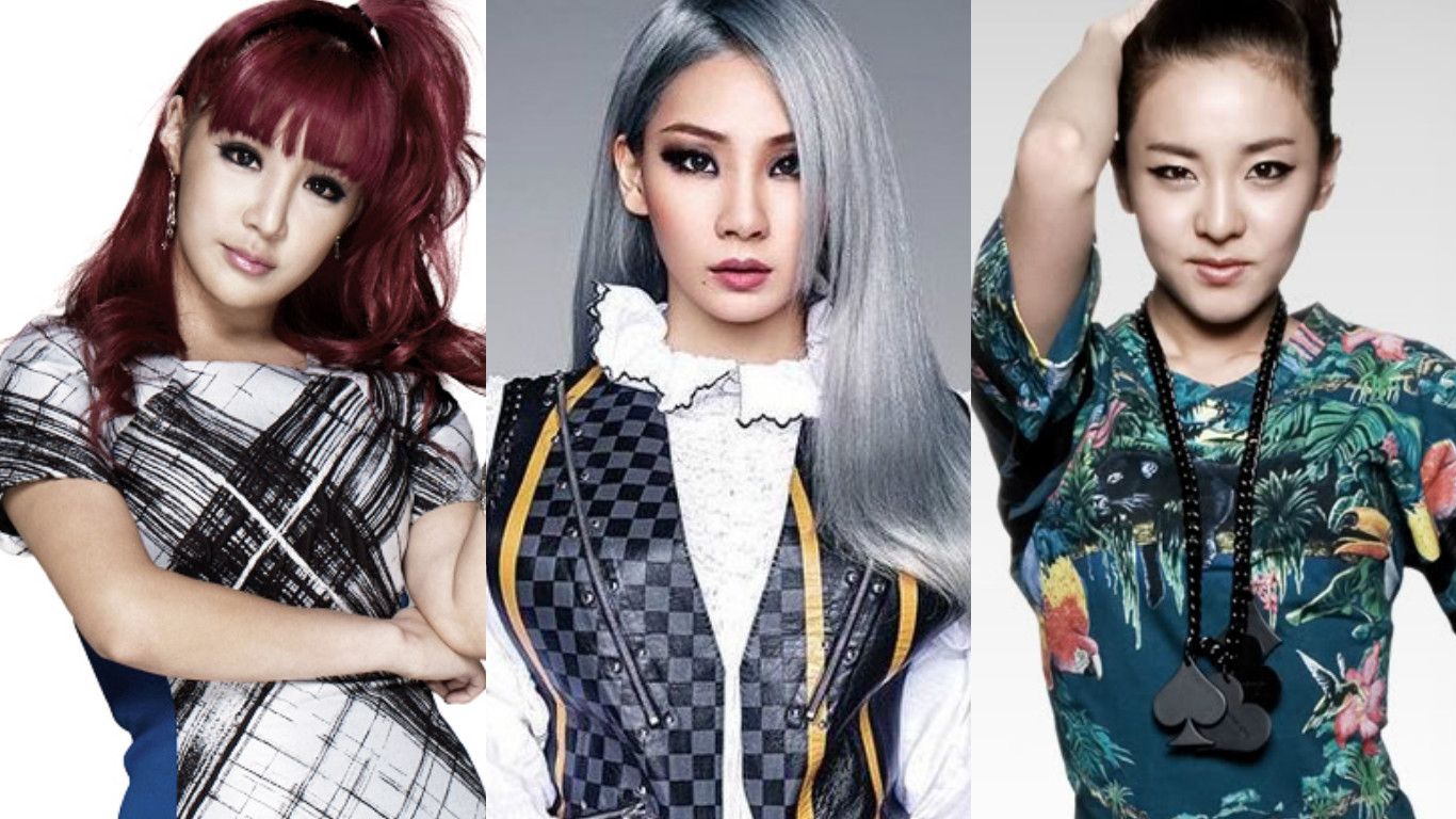 What will Sandara do next? K-Pop group 2NE1 disbands