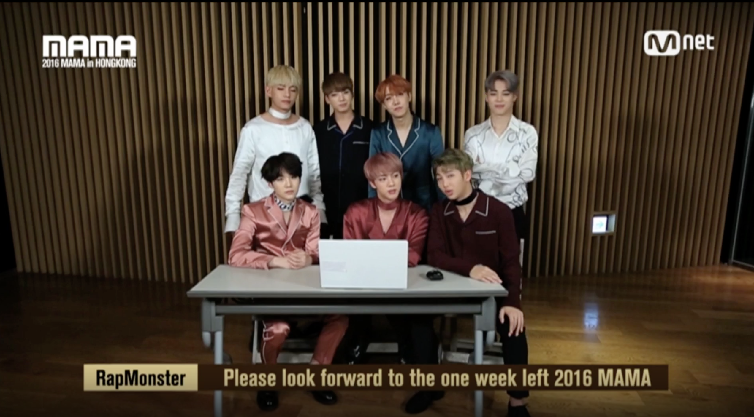 Watch: BTS Revisits Past MAMA Performances In Countdown Video For 2016 MAMA