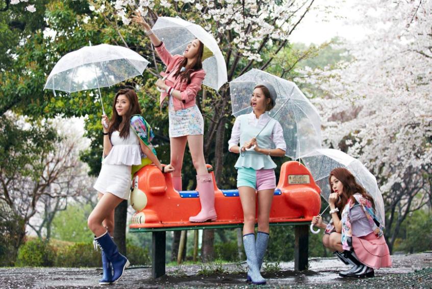 Girl's Day Postpones Group Comeback