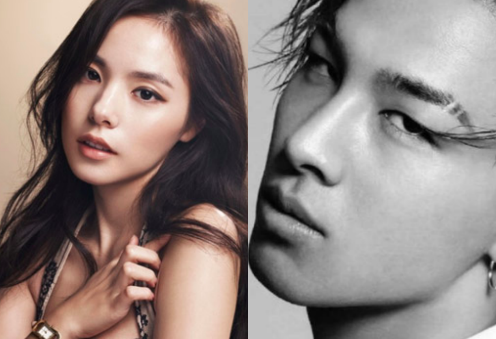 Min Hyo Rin Bashfully Talks About Physical Affection With Boyfriend Taeyang