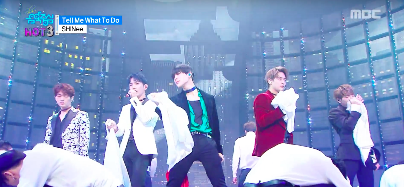 """Watch: SHINee, B.A.P, BTOB, And More Perform On """"Music Core"""""""