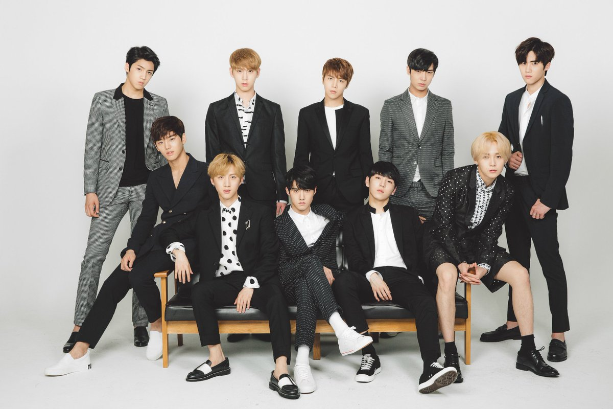PENTAGON Announces Official Fan Club Name