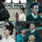 "tvN's ""Goblin"" Releases Regal Stills Of Kim So Hyun And Kim Min Jae"