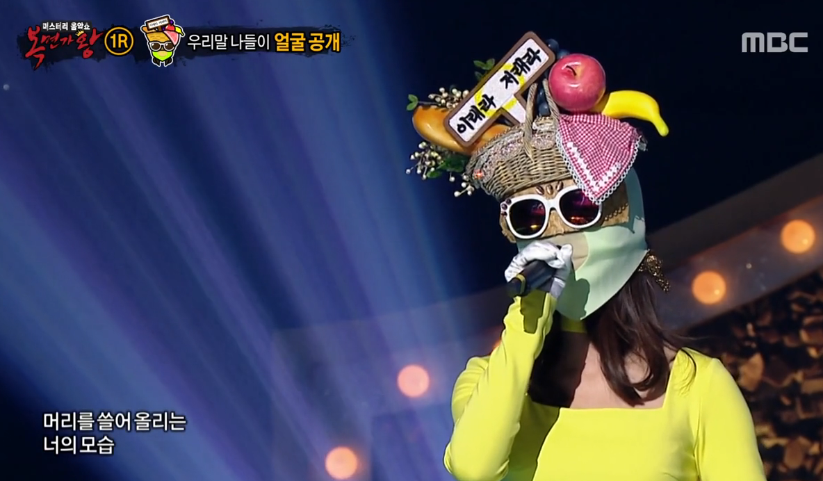 "Girl Group Member Manages To Completely Fool Everyone On ""King Of Masked Singer"""