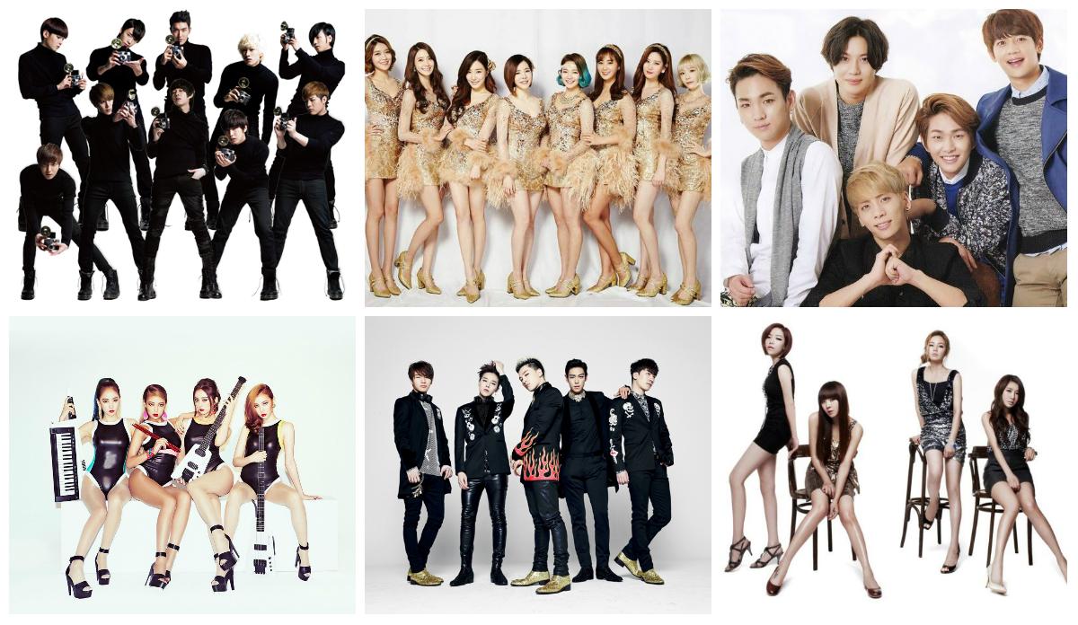 Imagini pentru kpop groups
