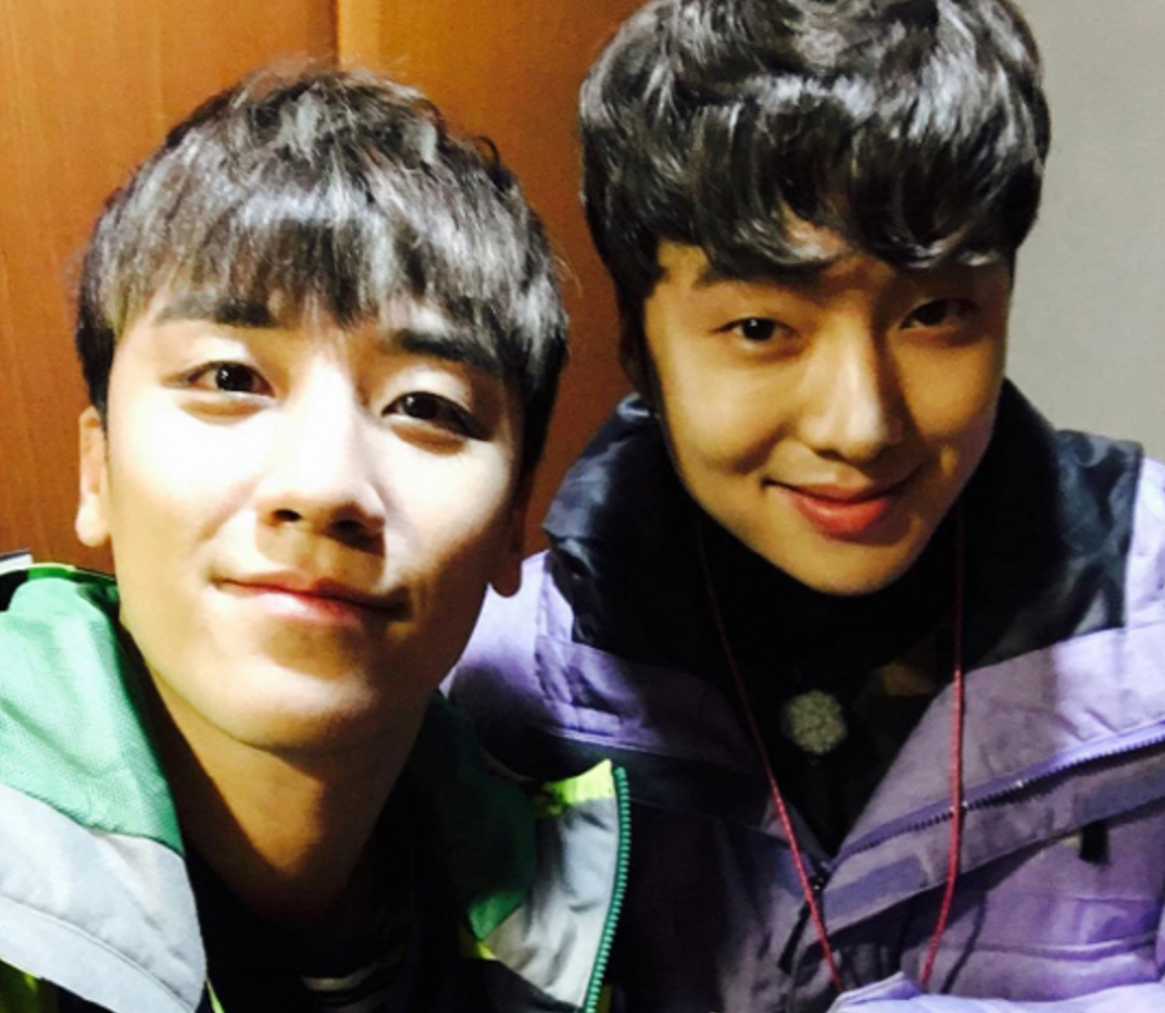 "BIGBANG's Seungri To Appear On ""Flower Crew"" With WINNER's Kang Seung Yoon"