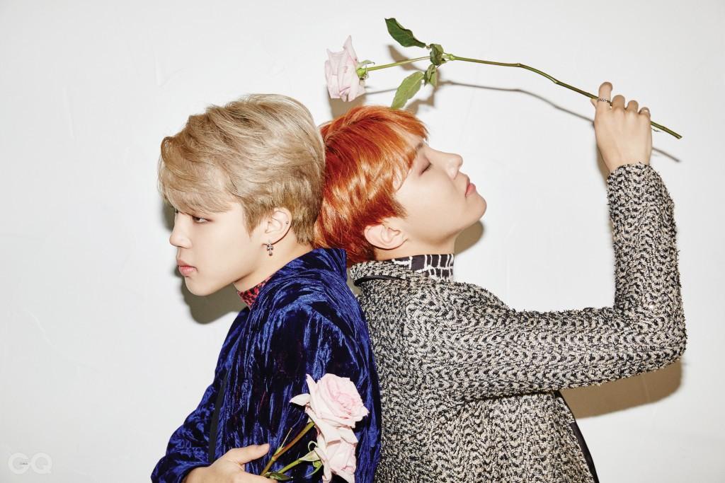 BTS Jimin J-Hope