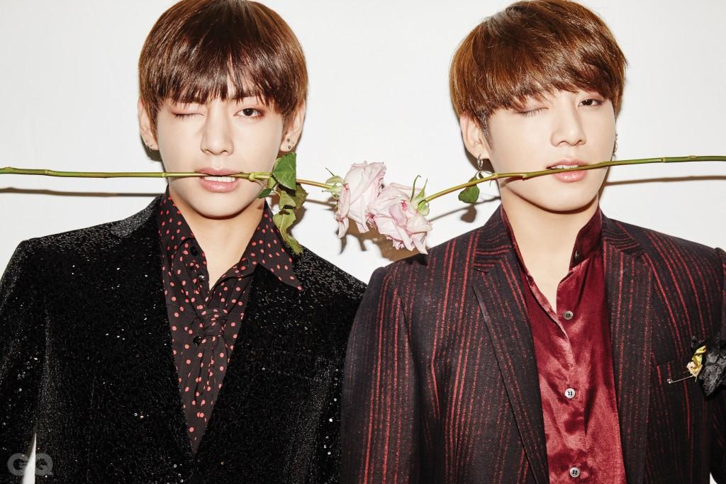 BTS V Jungkook