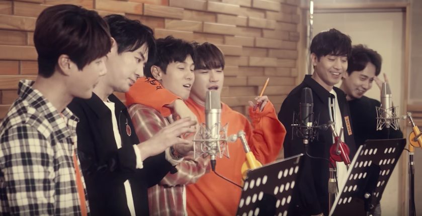 "Watch: Shinhwa Kicks Off Comeback Project With Feel-Good ""ORANGE"" MV"