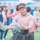 "Ji Il Joo Dresses Up As A Cheerleader In Latest ""Weightlifting Fairy Kim Bok Joo"" Stills"