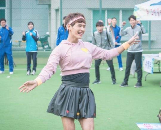 Weightlifting Fairy Kim Bok Joo Ji Il Joo