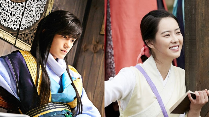 """Hwarang"" Releases Stunning Individual Stills For Park Hyung Sik, Go Ara, And More"