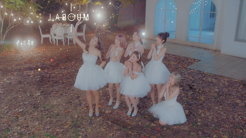 LABOUM Looks Like Angelic Winter Princesses In New Teasers