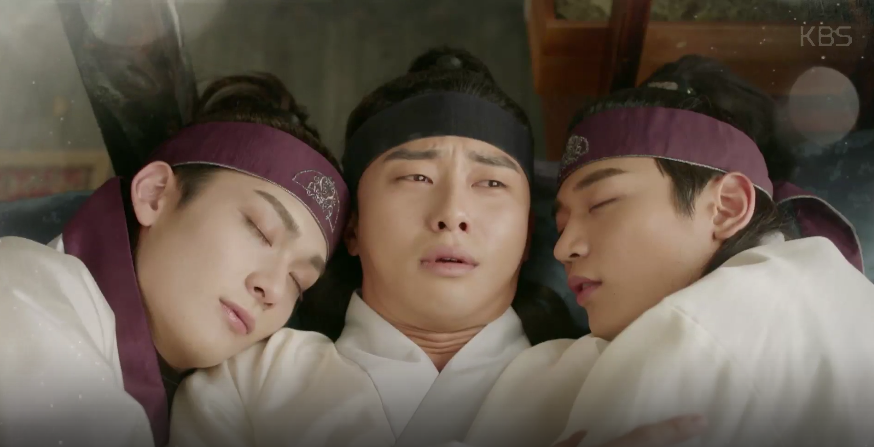 "Watch: ""Hwarang"" Promises Laughs And Bromance + Reveals Part Of BTS's V And Jin's OST"