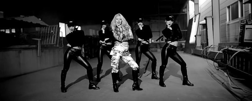 "Watch: Girls' Generation's Hyoyeon Is A Femme Fatale In MV Teaser For 1st Solo Track ""Mystery"""