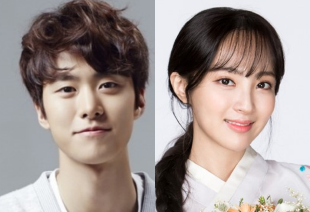 """Gong Myung And Jung Hye Sung Are The New Couple On """"We Got Married"""""""