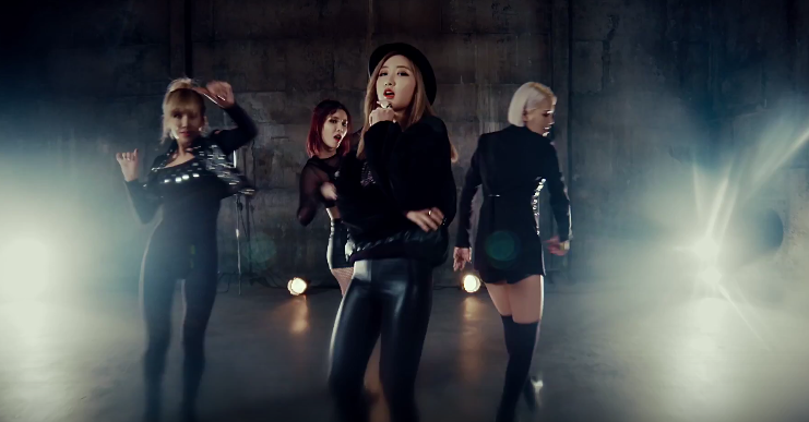 """Watch: Rookie Girl Group Sol-T Makes 1st Comeback Since Debut With """"Bad Girls"""" MV"""