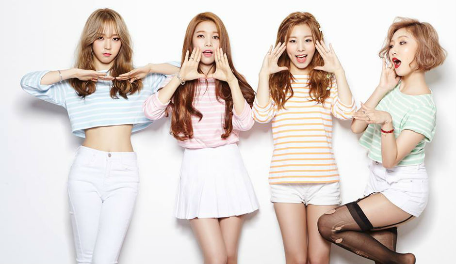 "MAMAMOO To Guest On ""Ask Us Anything"""