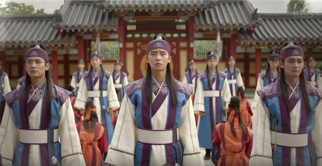"""Here's A Bit Of What You Can Expect From """"Hwarang"""""""