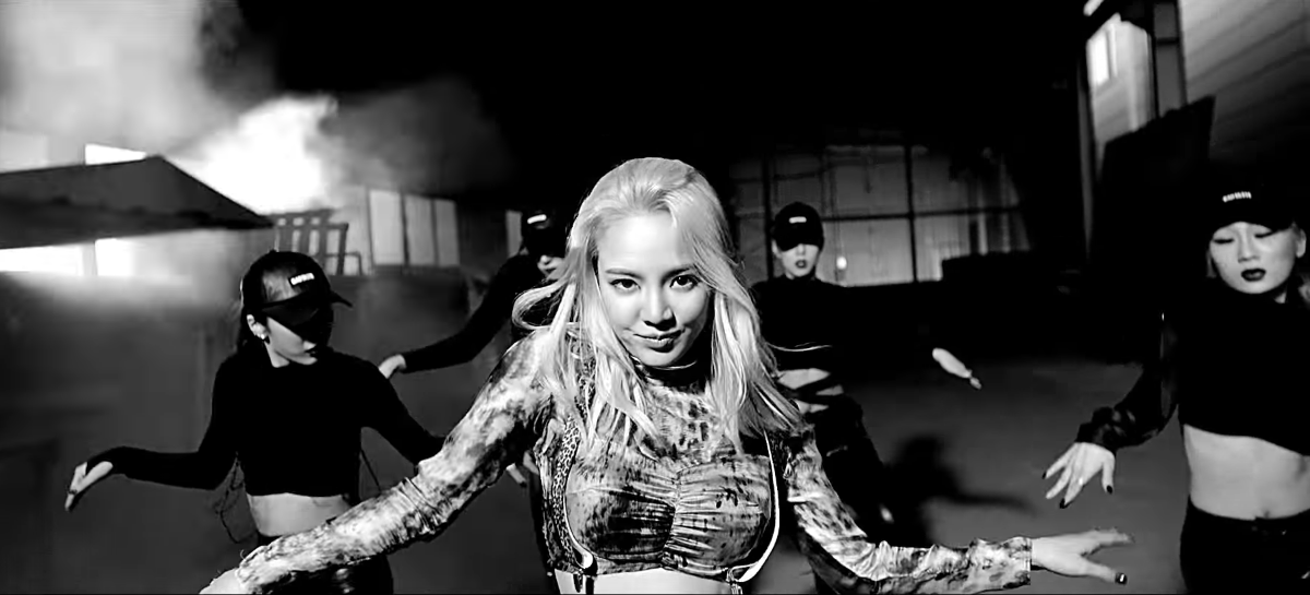 "Watch: Girls' Generation's Hyoyeon Amps Up The ""Mystery"" In First Solo MV"