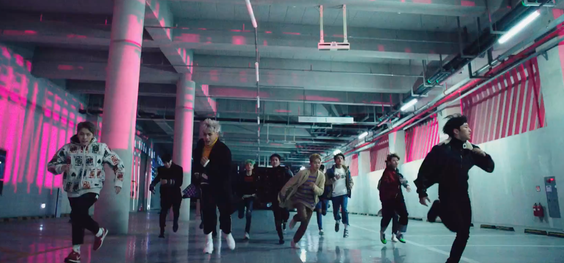 """Watch: SEVENTEEN Brings On The Funk In New MV Teaser For """"BOOMBOOM"""""""