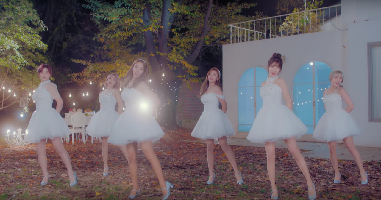 "Watch: LABOUM Looks Like Ethereal Fairytale Princesses In ""Winter Story"" MV"