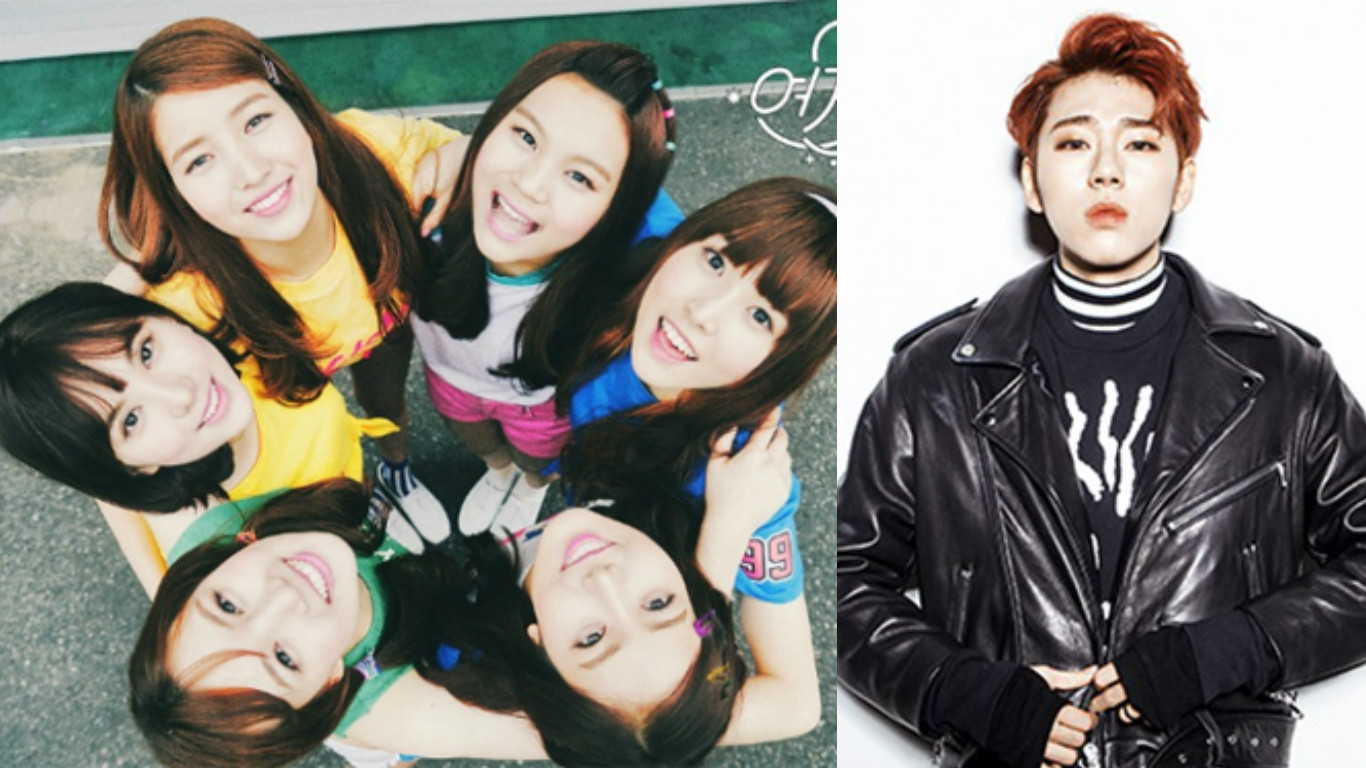 GFRIEND Chooses Block B's Zico As The Singer They Want To Collaborate With