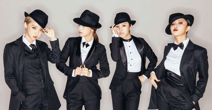 MAMAMOO Dishes About Their Epic Blue Dragon Film Awards Performance