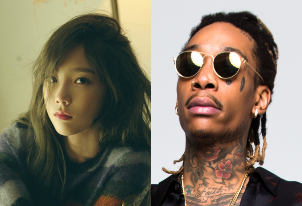 Taeyeon Explains Canceled 2016 MAMA Collaboration Stage With Wiz Khalifa