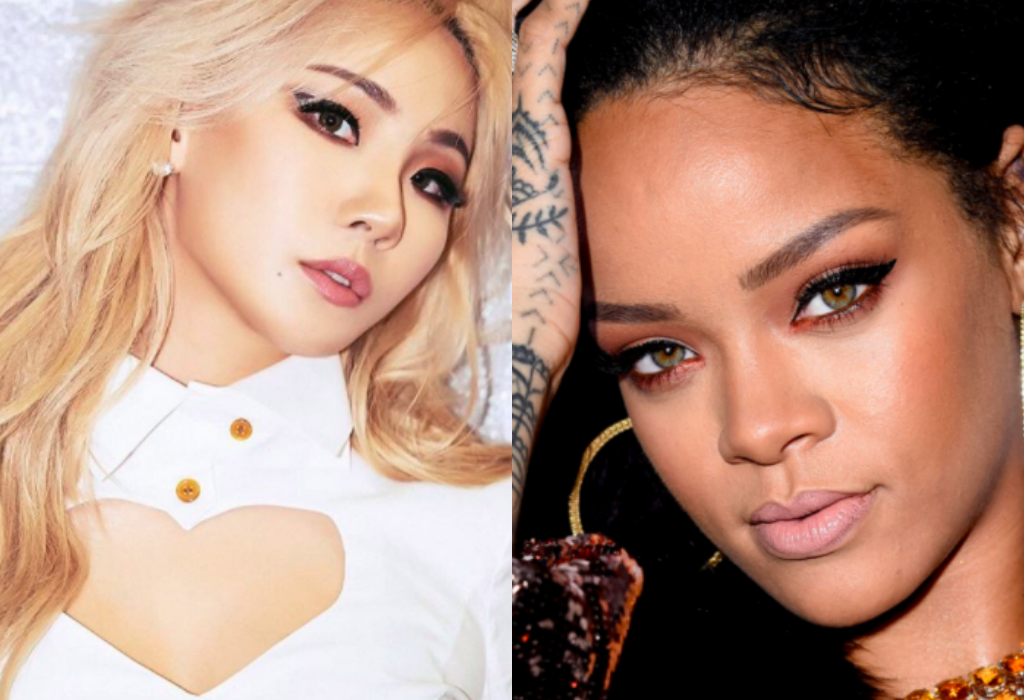 CL And Rihanna Are Friendship Goals With Latest Gift